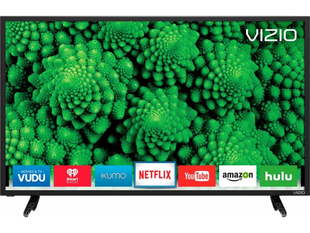 "VIZIO D D43F-E1 43"" 1080p - Smart - HDTV - Black"