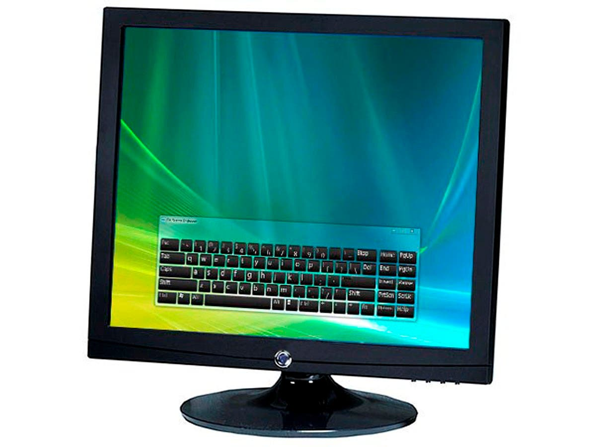 19 Inches LCD Touch Screen Monitor (4:3) (Refurbished)