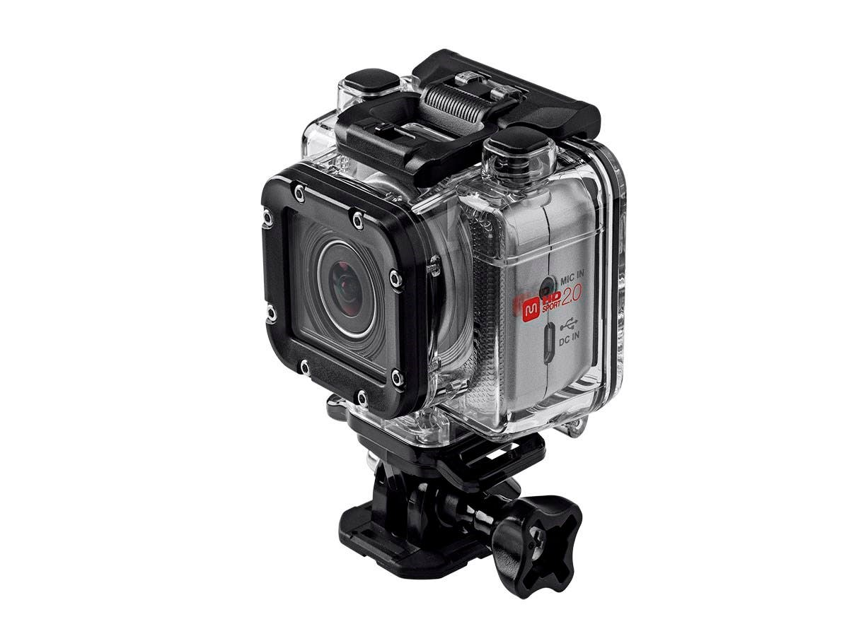 Monoprice MHD Sport 2.0 Wi-Fi Action Camera (Open Box)-Large-Image-1
