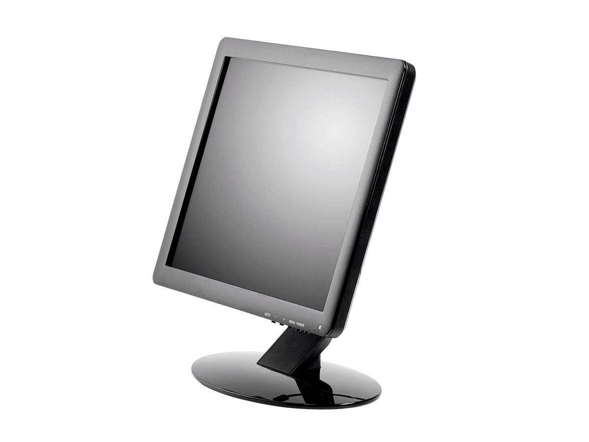 15-Inch 5-Wire Resistive LCD Touch Screen Monitor (4:3) (Open Box)