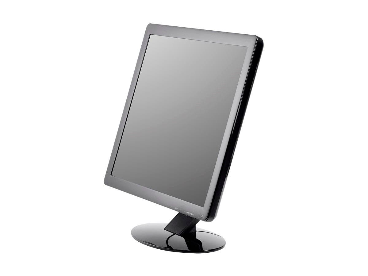 Monoprice 19-Inch 5-Wire Resistive LCD Touch Screen Monitor (4:3) (Open Box)-Large-Image-1