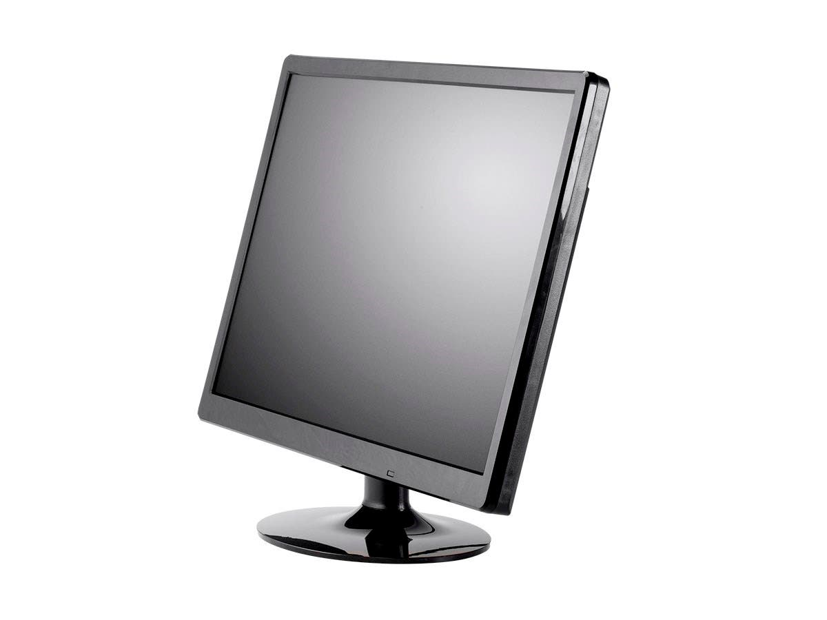 Monoprice 21.5-Inch 5-Wire Resistive LCD Touch Screen Monitor (16:9) (Open Box)-Large-Image-1