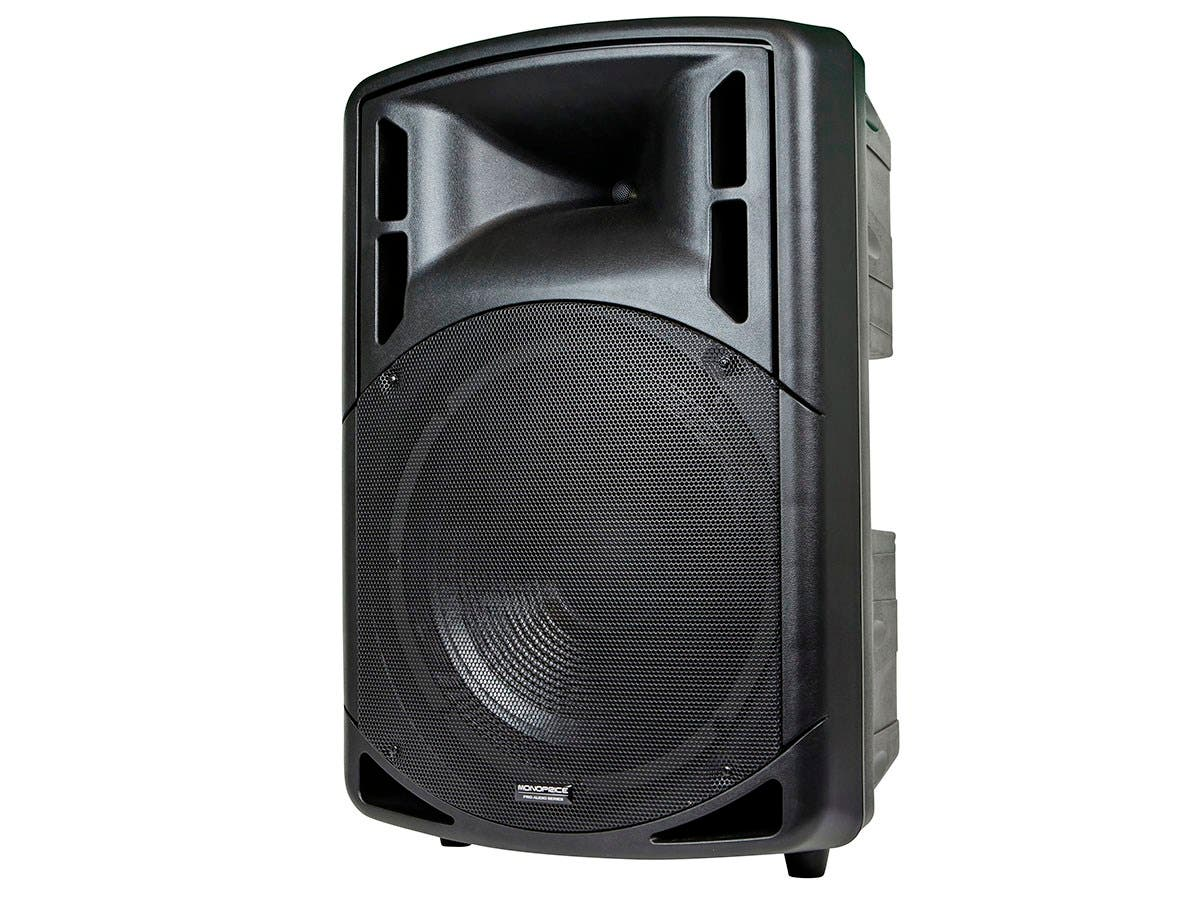Stage Right by Monoprice 500-watt 15-inch Passive PA Speaker (Open Box)-Large-Image-1