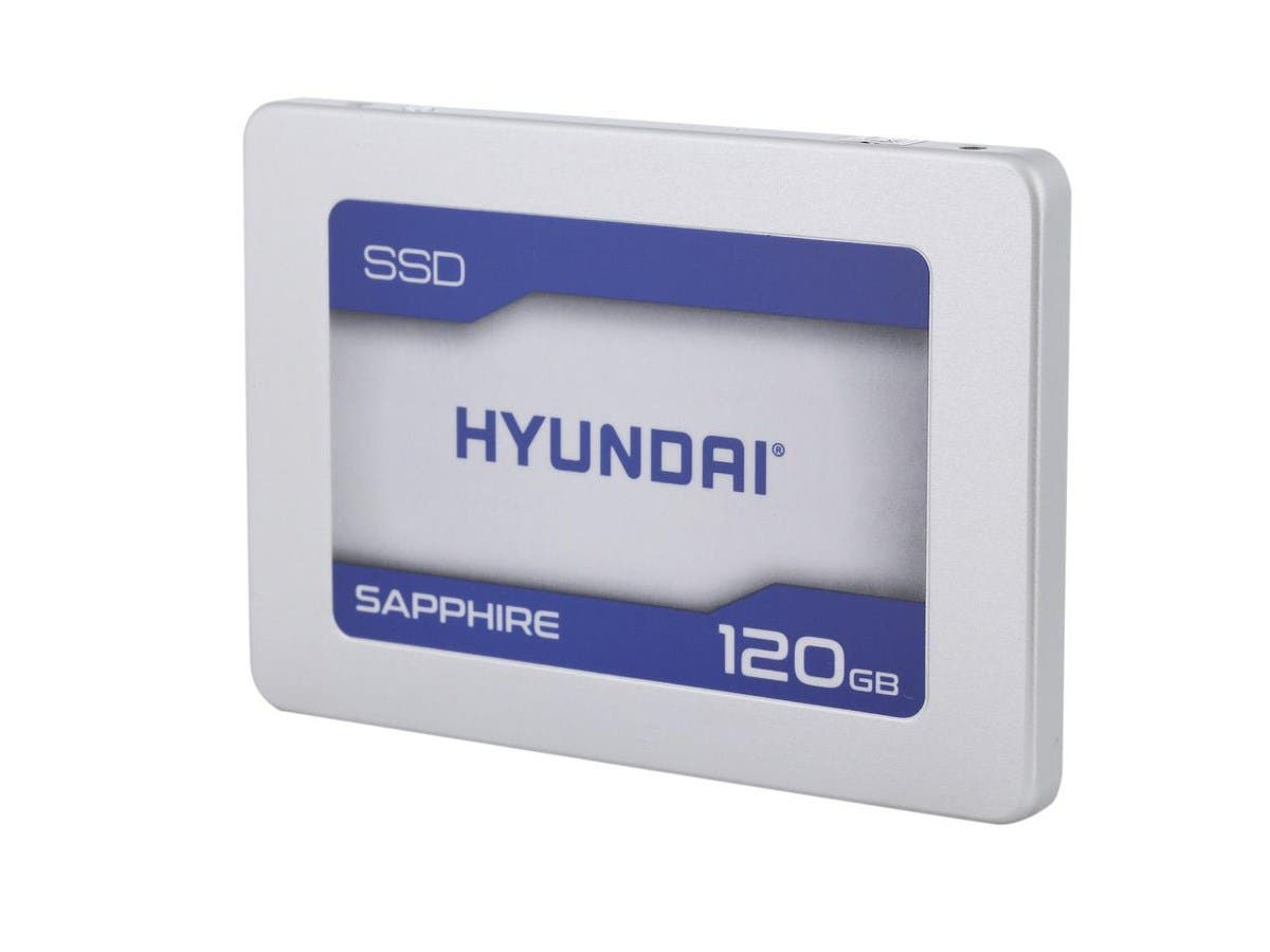 "Hyundai Sapphire 2.5"" 120GB SATA III TLC Internal Solid State Drive (SSD) SSDHYC2S3T120G-Large-Image-1"