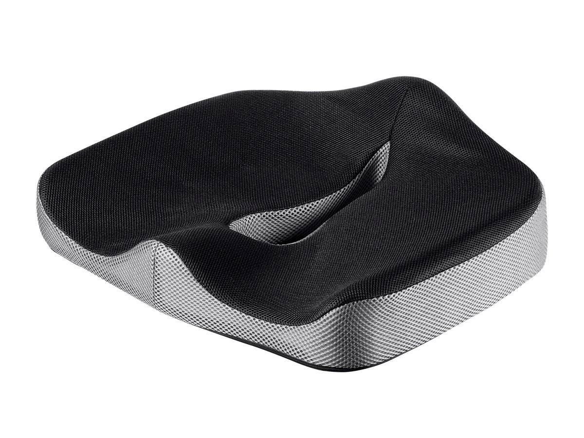 Workstream by Monoprice Memory Foam Ergonomic Seat Cushion, Soft - main image