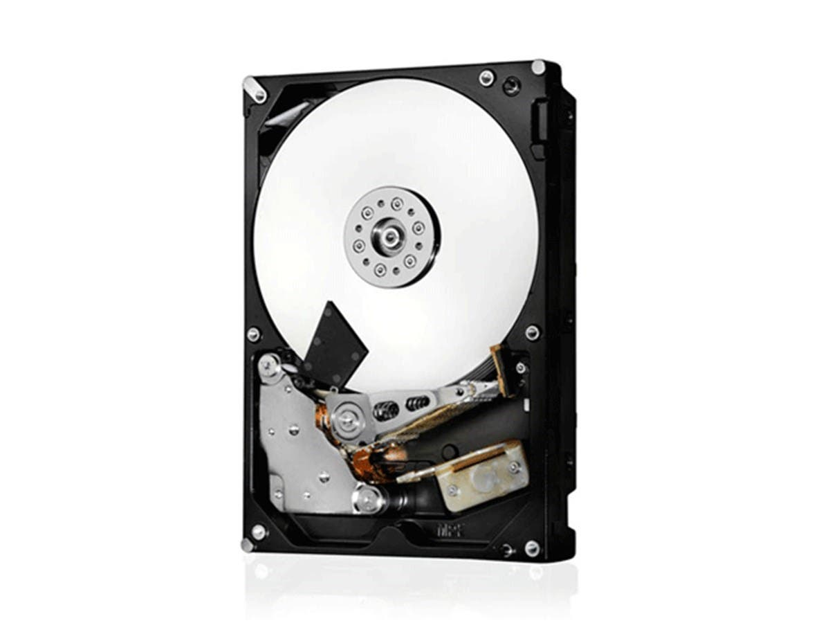 "HGST Ultrastar 3 TB 3.5"" Internal Hard Drive 7200 RPM 0F17731 (Pulled Drive)-Large-Image-1"