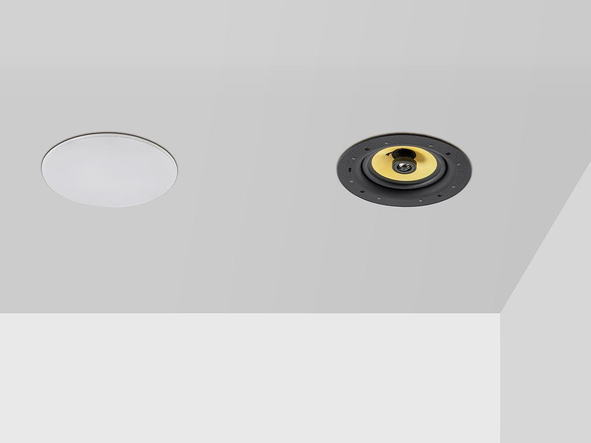 Monoprice Caliber 60 Watt Powered 6 5in Ceiling Speakers