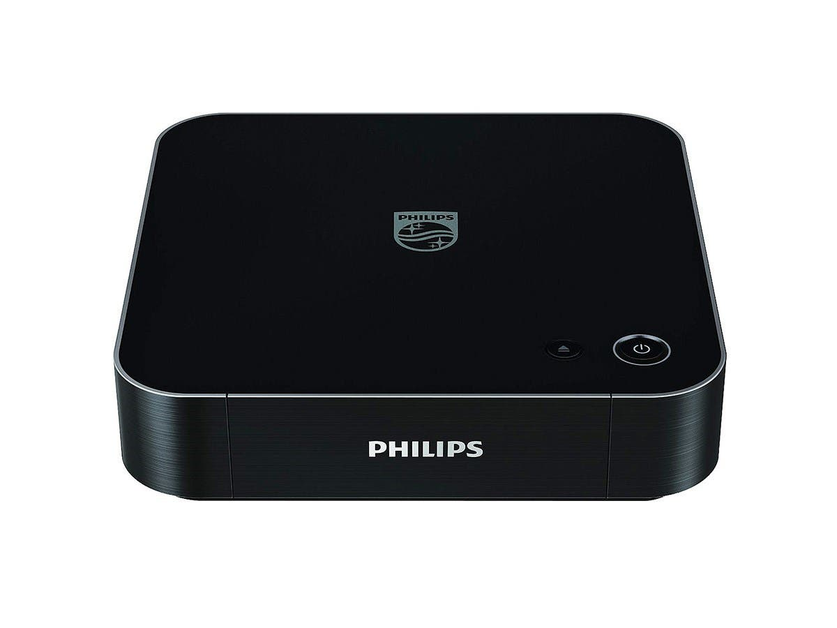 Philips BDP7501 4K Ultra HD Wi-Fi Built-In UHD & Blu-ray Player  (Open Box)