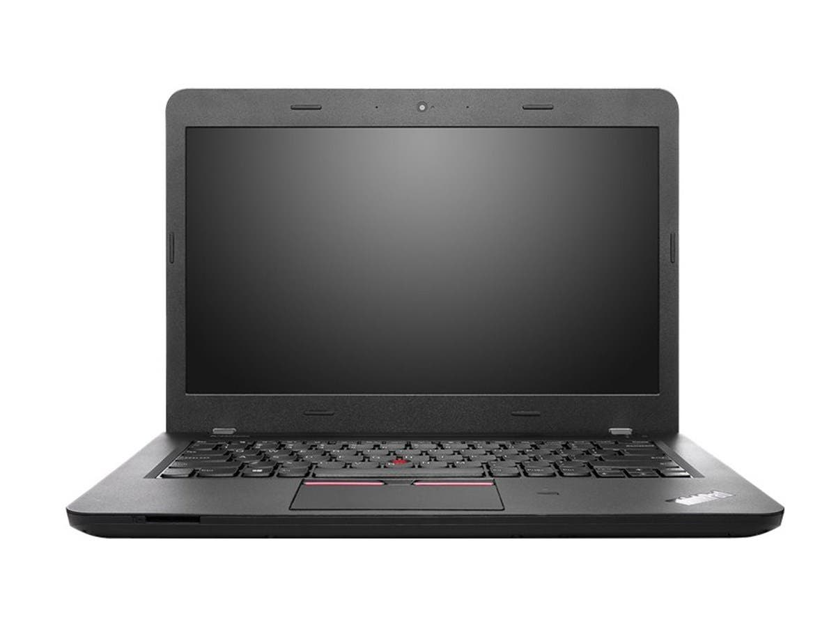 "Lenovo ThinkPad E450 14"" LED Notebook Intel Core i3-4005U 1.70GHz Graphite Black 20DCS00F00 (Open Box)"