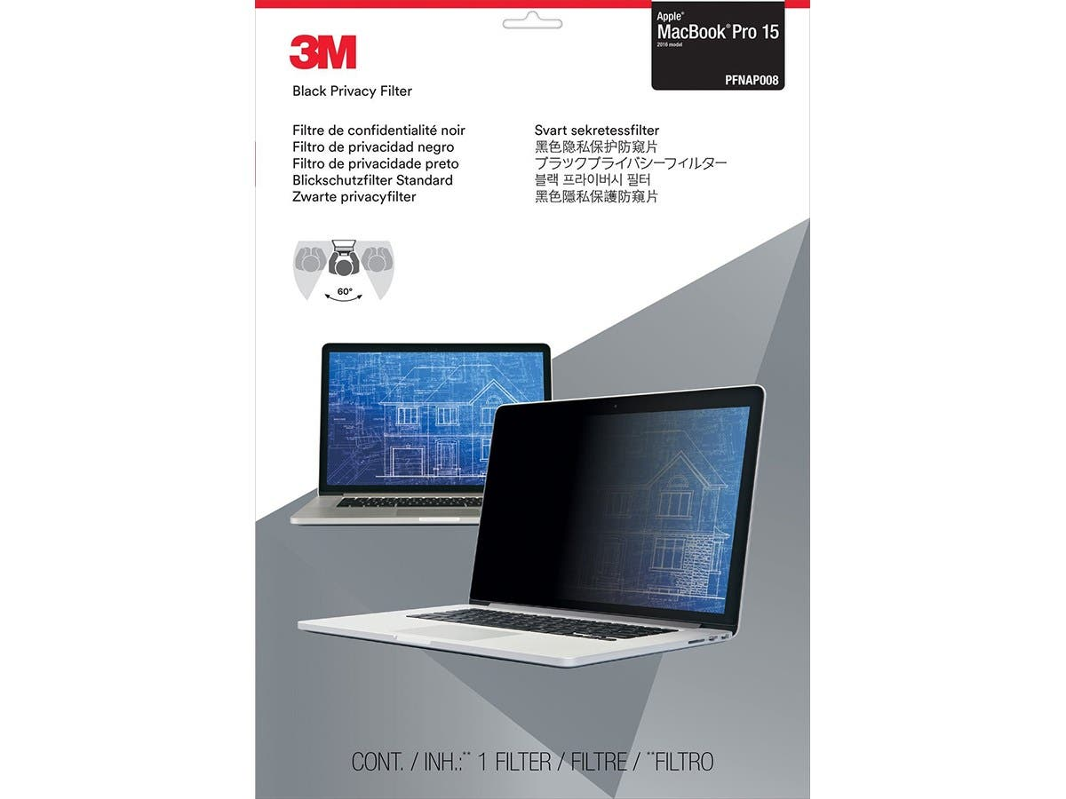 "3M Privacy Filter for 15"" MacBook Pro (2016)"