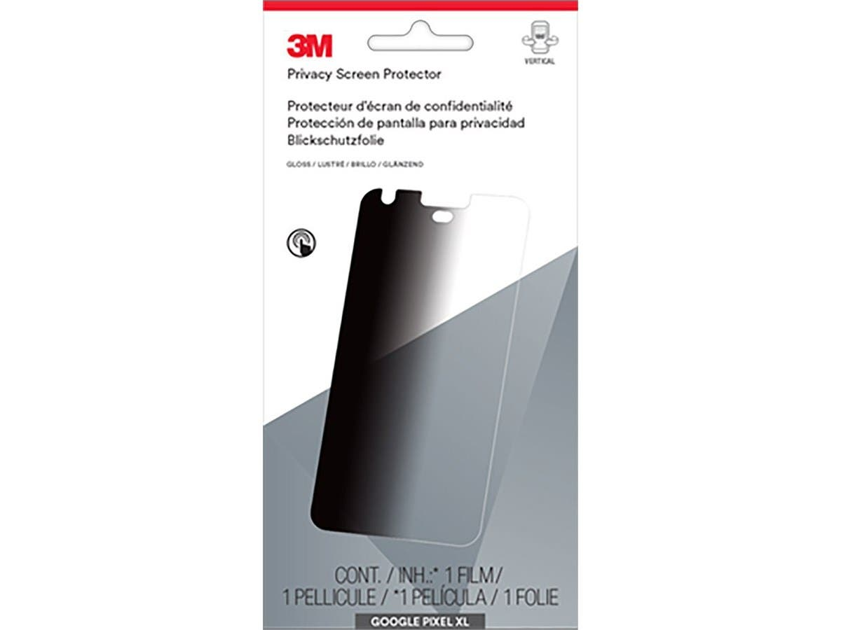 3M Privacy Screen Protector for Google Pixel XL Phone (MPPGG004)