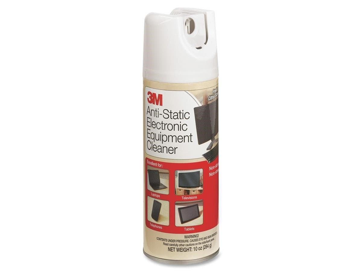 3M Antistatic Electronic Equipment Cleaning Spray - 1 Each - Aqua