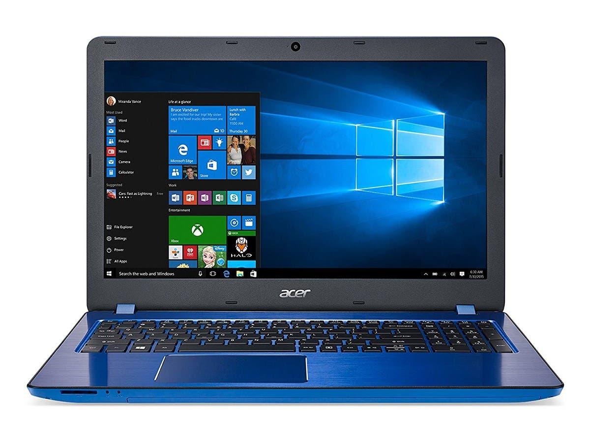 "Acer Aspire F 15 F5-573-58VX - 15.6"" - Core i5 7200U - 8 GB RAM - 1 TB HDD"