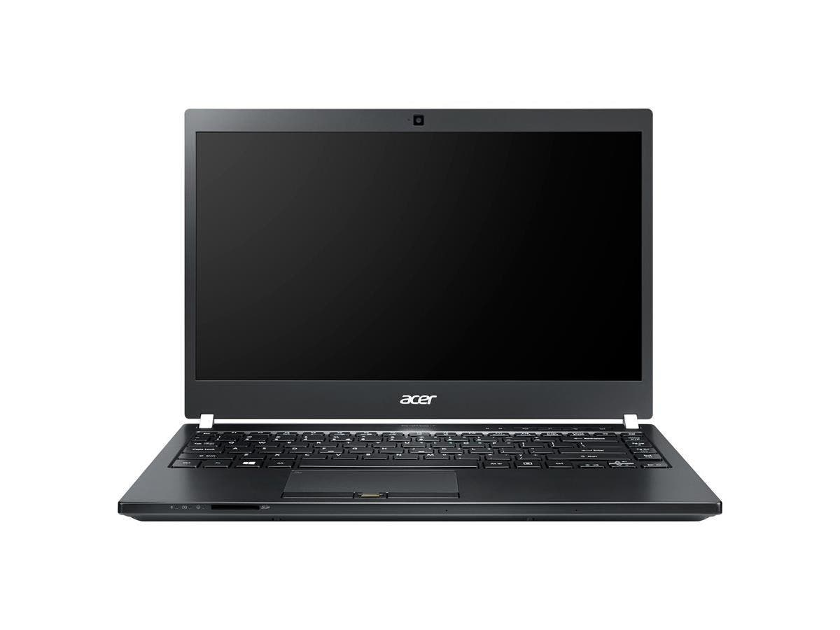 "Acer TravelMate P645-MG TMP645-MG-54208G12tkk 14"" LED (In-plane Switching (IPS) Technology) Notebook - Intel Core i5 i5-4200U Dual-core (2 Core) 1.60 GHz - Black - 8 GB DDR3L SDRAM RAM"