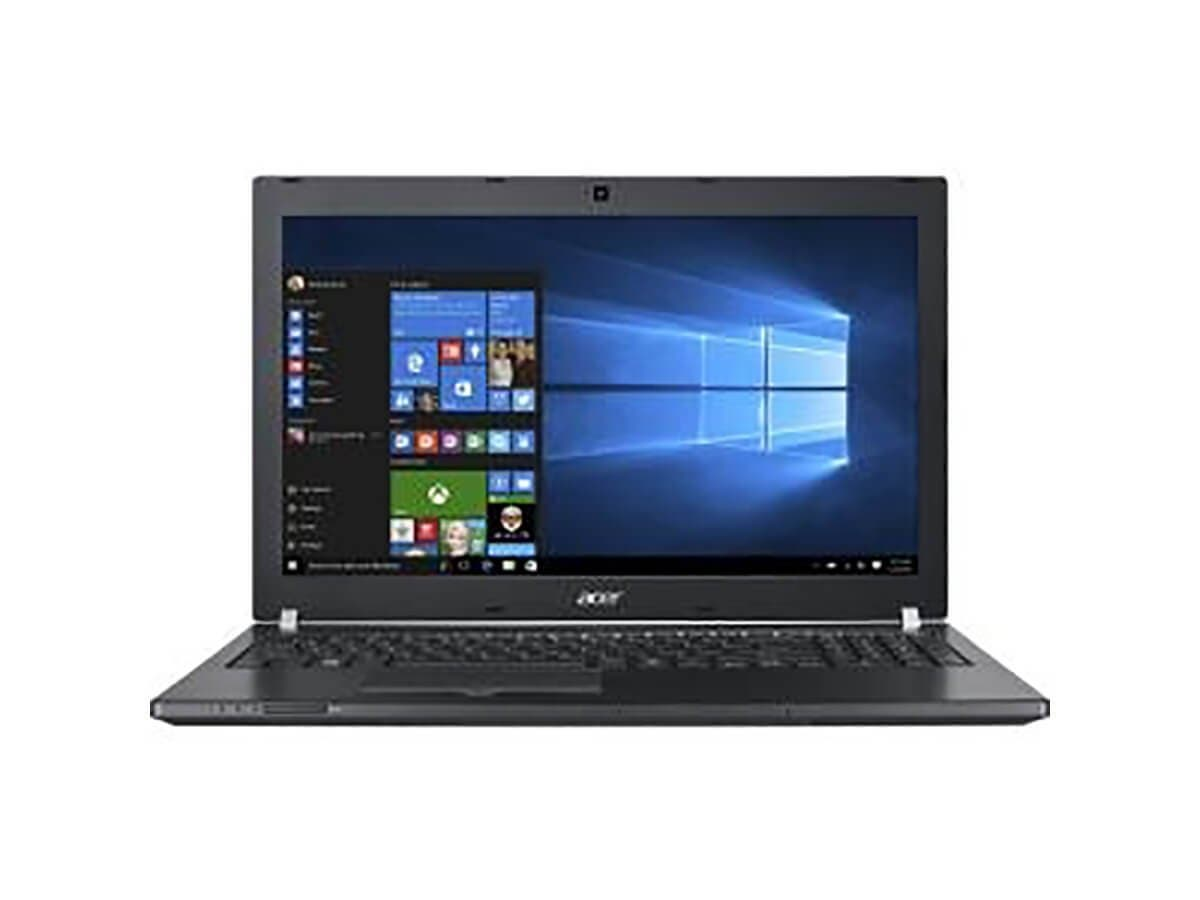 "Acer TravelMate P658-M TMP658-M-59SY 15.6"" LED (ComfyView) Notebook - Intel Core i5 i5-6200U Dual-core (2 Core) 2.30 GHz - 8 GB DDR4 SDRAM RAM - 256 GB SSD - Intel HD Graphics 520 DDR4 SDRAM-Large-Image-1"