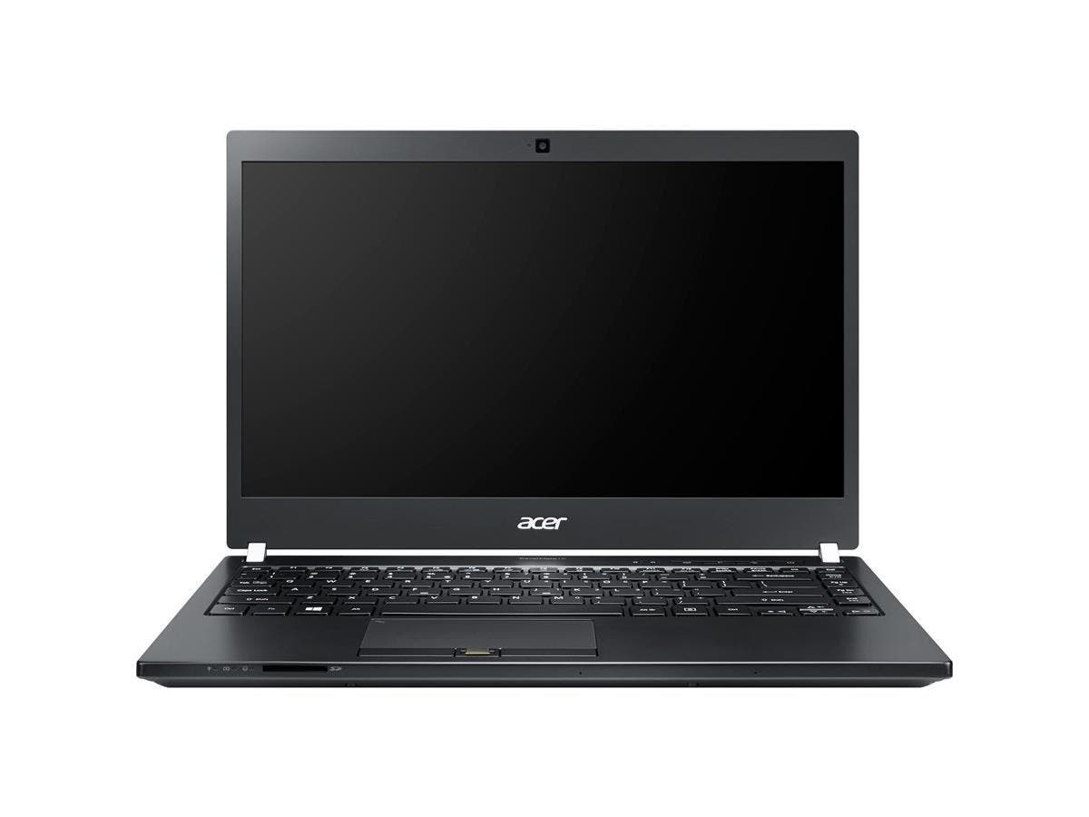 "Acer TravelMate P645-S TMP645-S-59AG 14"" LED (In-plane Switching (IPS) Technology) Notebook - Intel Core i5 i5-5300U Dual-core (2 Core) 2.30 GHz - 8 GB DDR3L SDRAM RAM - 256 GB SSD"