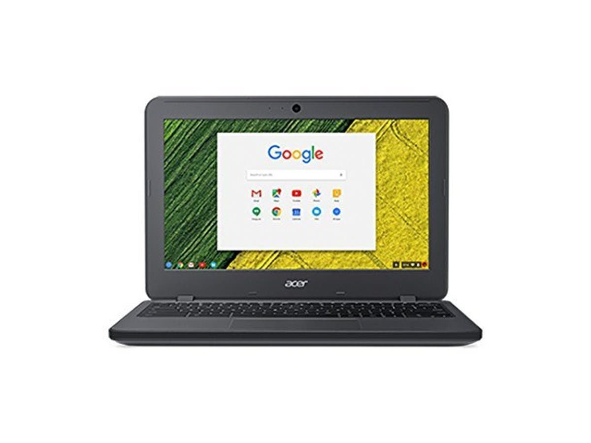 "Acer Chromebook 11 N7 11.6""  Laptop - NX.GM8AA.001;C731-C8VEN-Large-Image-1"