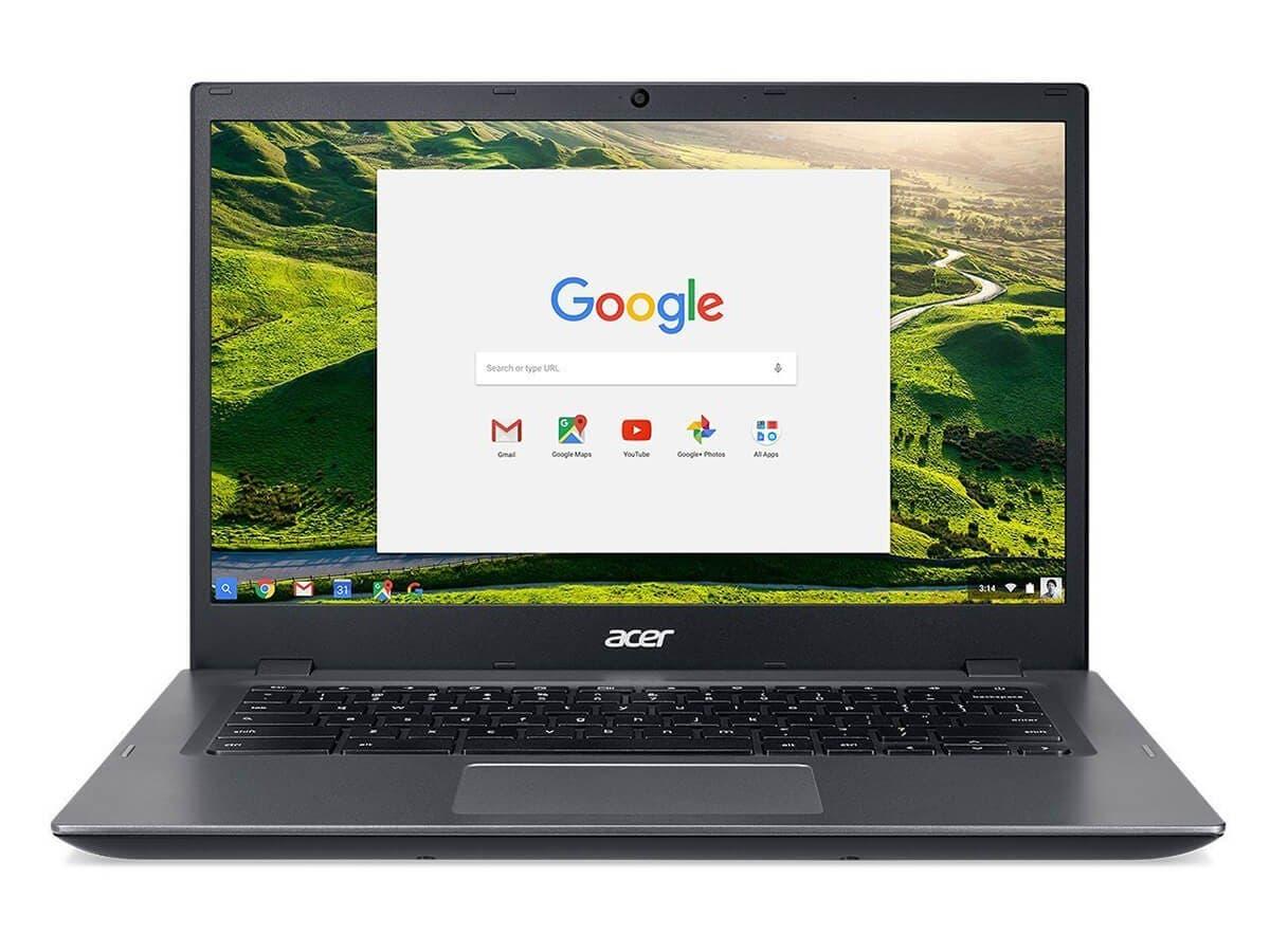 "Acer Chromebook for Work, 14"" Full HD, Intel Core i3, 8GB Memory, 32GB Storage, Google Chrome, CP5-471-312N -Large-Image-1"