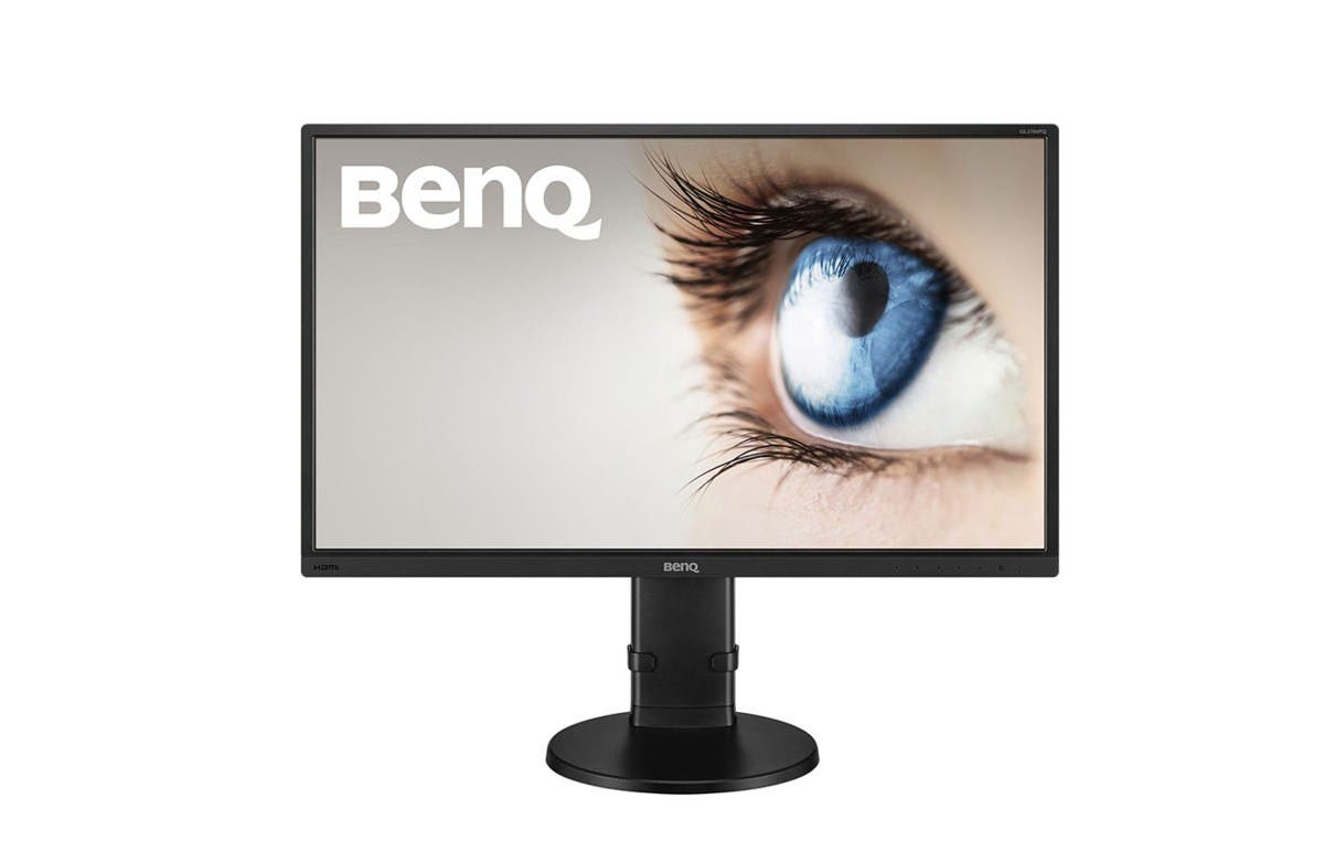 "BenQ GL2706PQ Black 27"" 1ms HDMI Widescreen LED Backlight LCD Monitor 350 cd/m2 1,000:1-Large-Image-1"