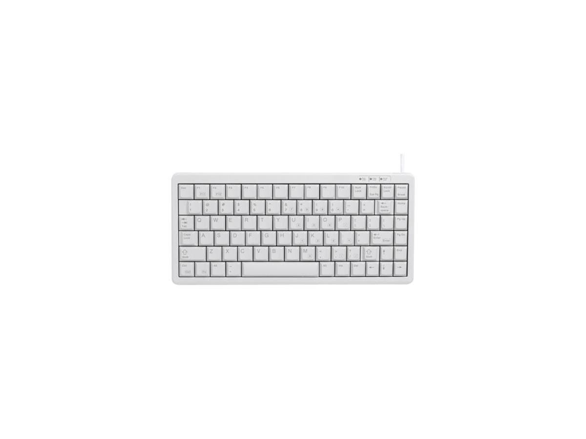 Cherry Ultraslim G84-4100 POS Keyboard - USB-Large-Image-1