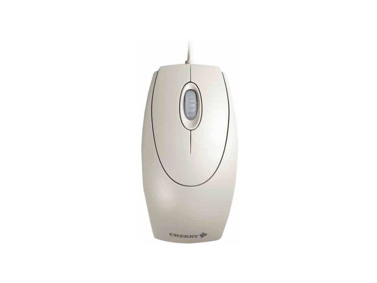 Cherry Wheel Mouse - Optical - USB - 3 x Button