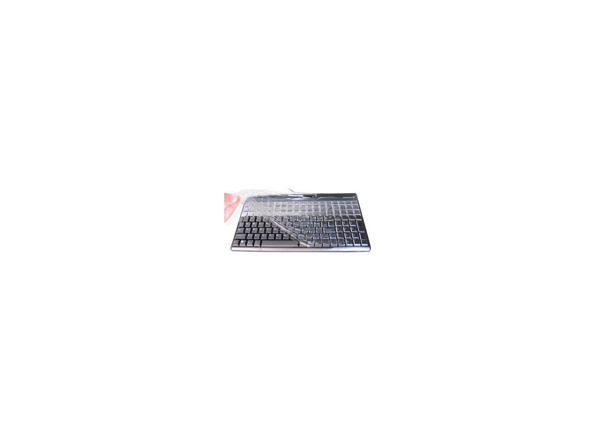 Cherry Keyboard Cover - Supports Keyboard - Plastic - Clear