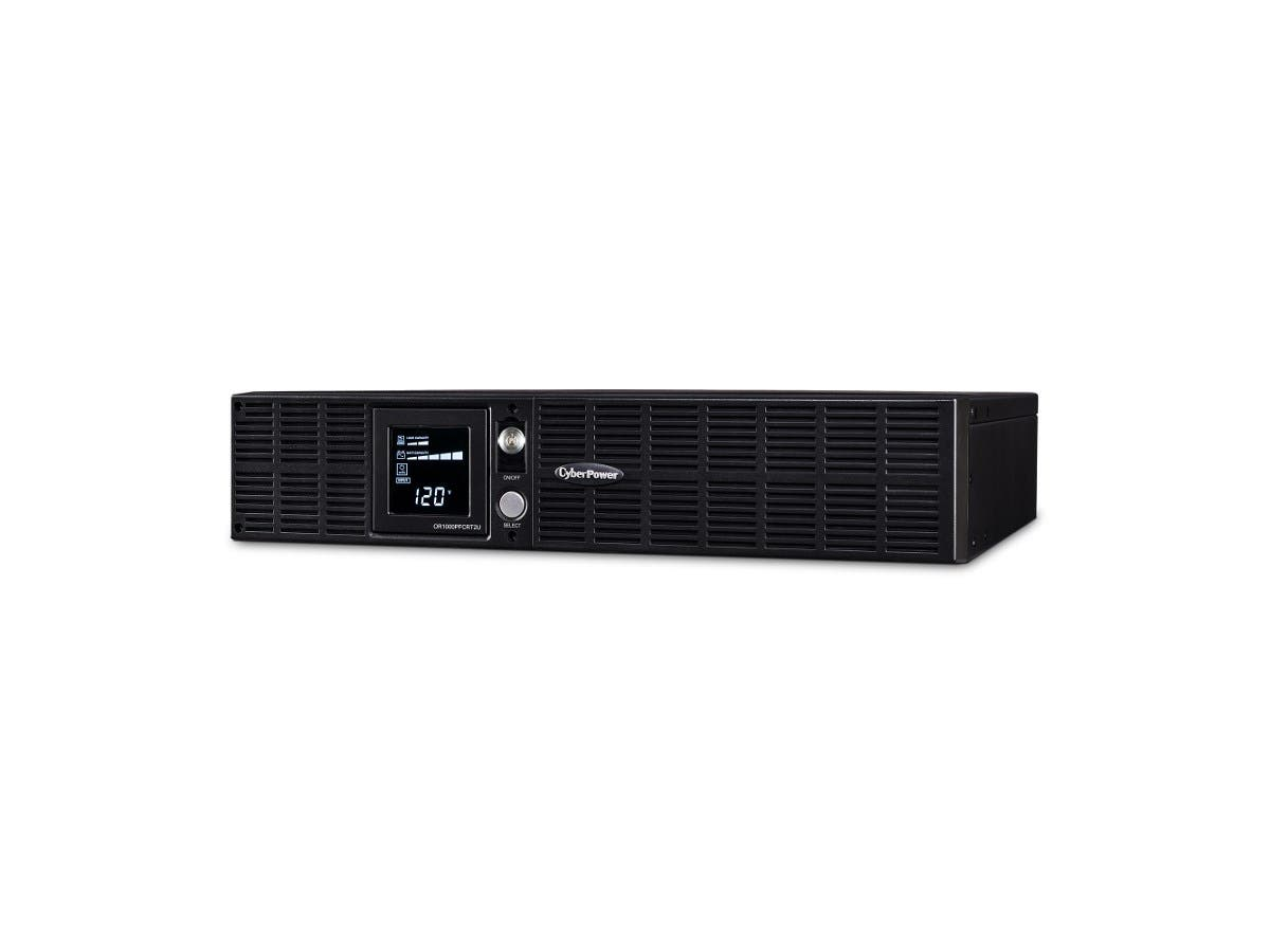 CyberPower OR1000PFCRT2U PFC Sinewave 1000VA Rack-mountable UPS -Large-Image-1