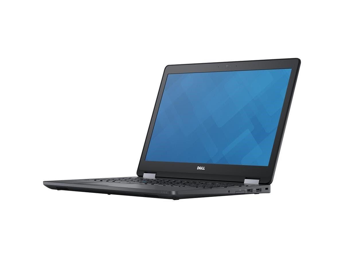 "Dell Latitude 15 5000 e5570 15.6"" Notebook - Intel Core i5 (6th Gen) i5-6300U Dual-core (2 Core) 2.40 GHz - 8 GB DDR4 SDRAM RAM - 180 GB SSD - Intel HD Graphics 520 DDR4 SDRAM"