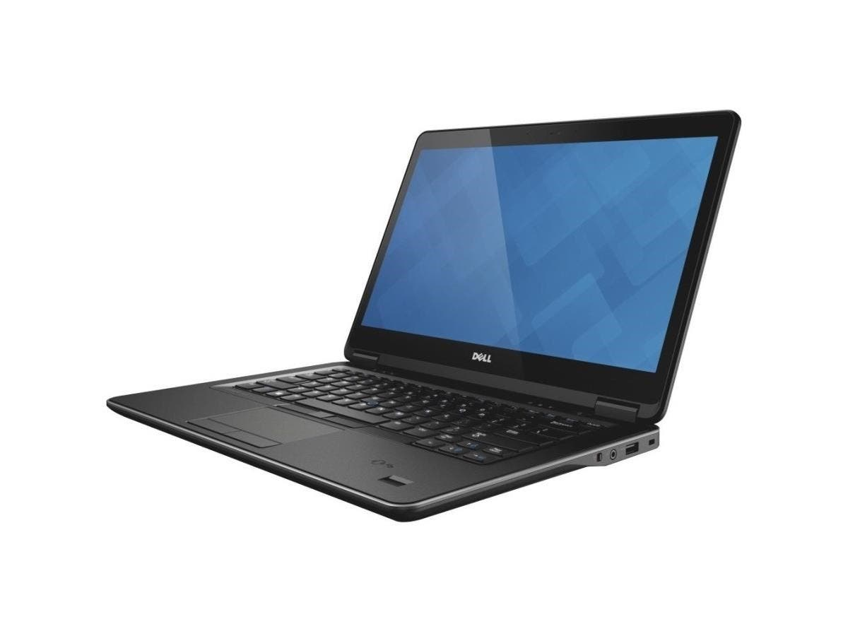 "Dell Latitude 14 7000 E7470 14"" Ultrabook - Intel Core i5 (6th Gen) i5-6200U Dual-core (2 Core) 2.30 GHz - Black - 4 GB DDR4 SDRAM RAM - 128 GB SSD - Intel HD Graphics 520 DDR4 SDRAM"