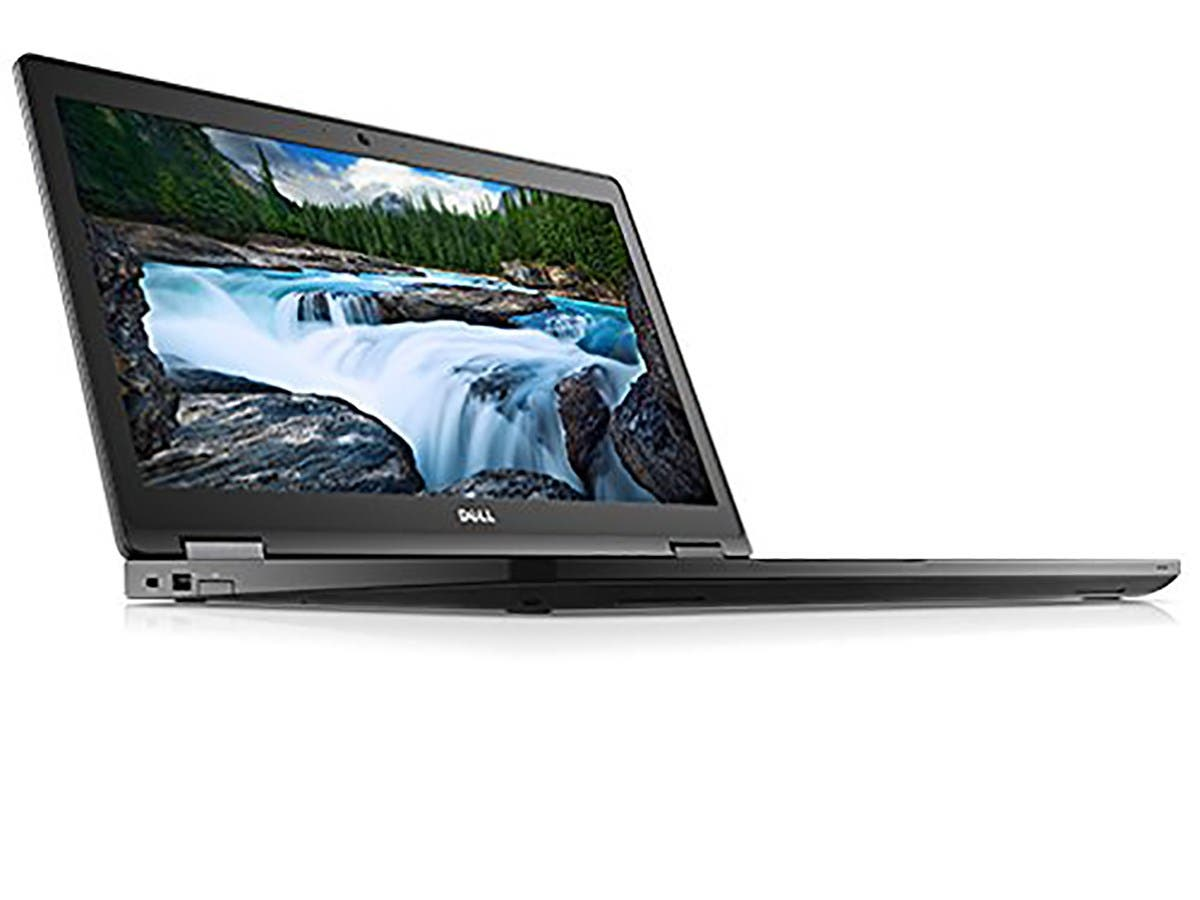 "Dell V552G Latitude 5580 Laptop, 15.6"" HD, Intel Core i5-7300U, 4GB DDR4, 500GB Hard Drive, Windows 10 Pro - V552G-Large-Image-1"