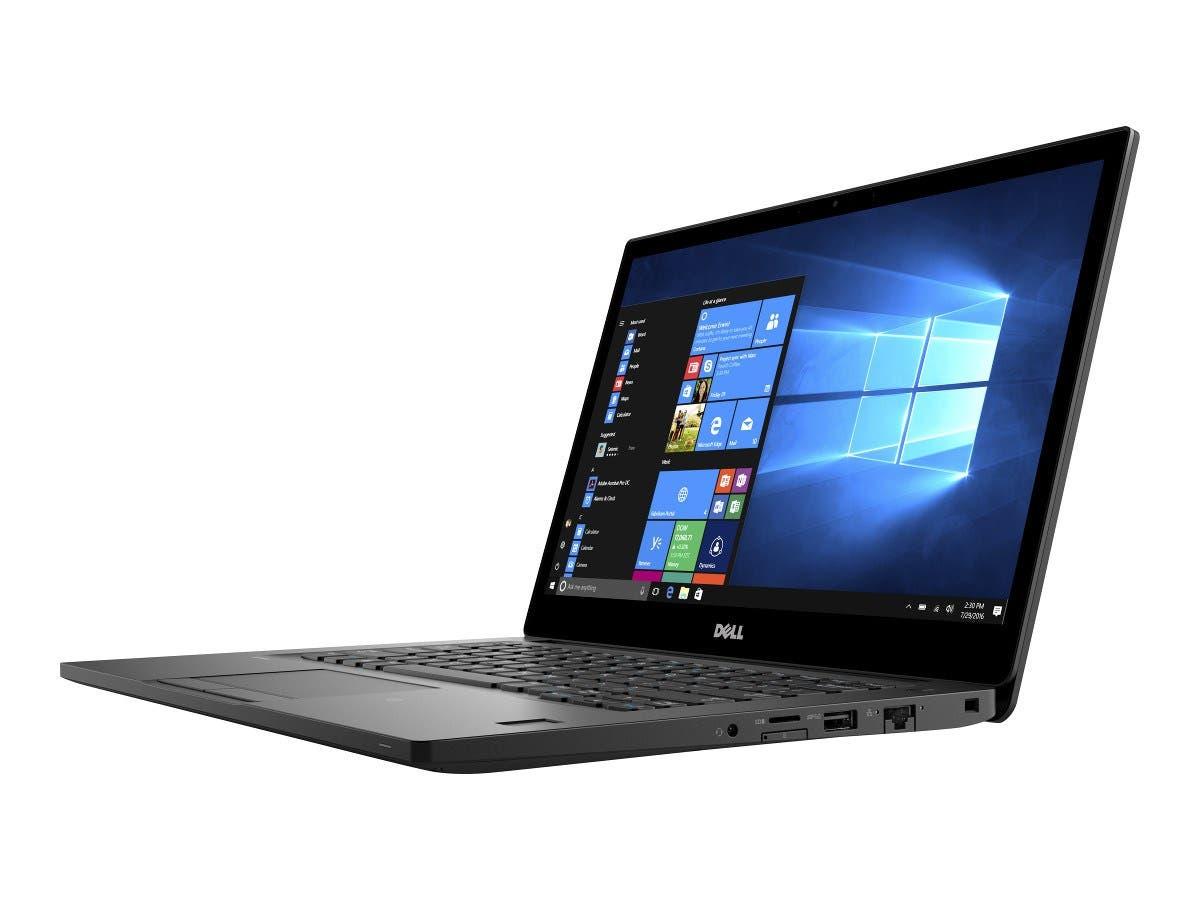 "Dell Latitude 7480 Core i5-7300U 2.6GHz 8GB 256GB SSD ac BT WC 14"" FHD W10P64 - -Large-Image-1"