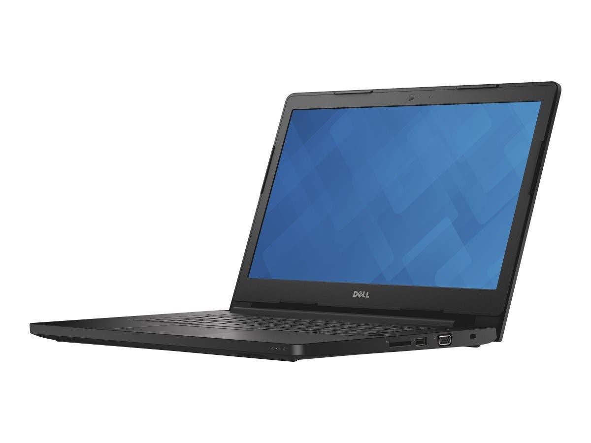 "Dell Latitude 3470 Core i3-6100U 2.3GHz 4GB 500GB ac BT 4C 14"" HD W7P64-W10P - 6WNKH"