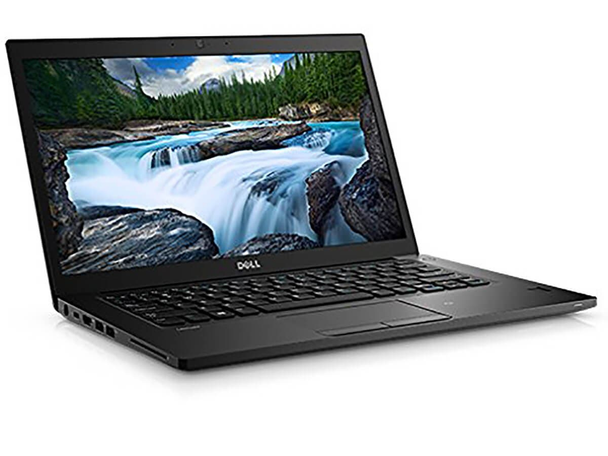 "Dell CDH2J Latitude 7480 Laptop, 14"" HD, Intel Core i5-7200U, 4GB DDR4, 128GB Solid State Drive, Windows 10 Pro -Large-Image-1"