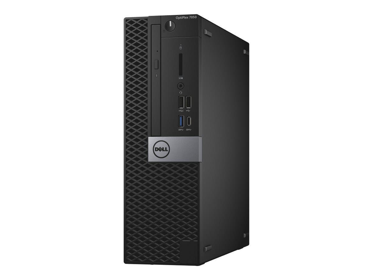 Dell OptiPlex 7050 3.6GHz Core i7 8GB RAM 256GB HD - 83F9F-Large-Image-1