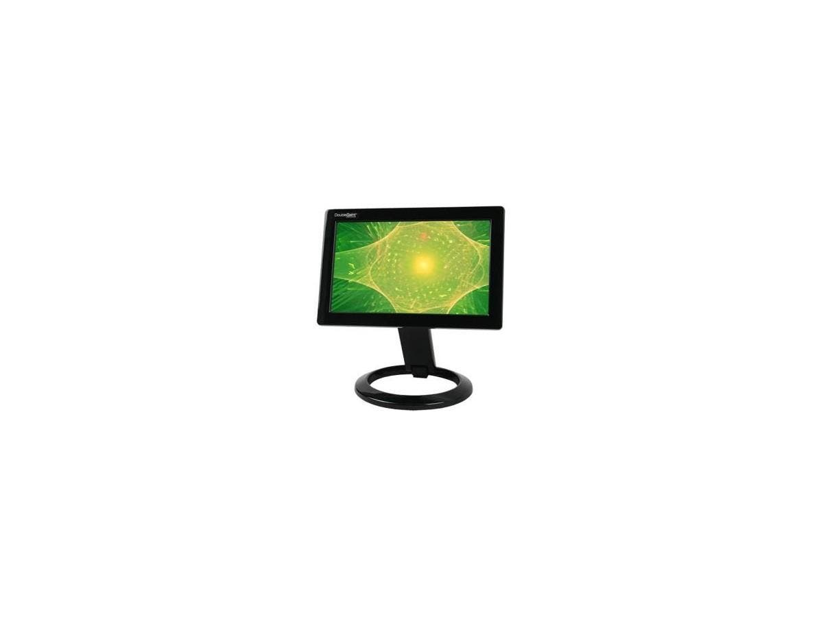 DoubleSight Displays DS-70U Widescreen LCD Monitor TAA - 800 x 480 - 16.7 Million Colors - 375 Nit - 350:1 - WVGA - USB-Large-Image-1