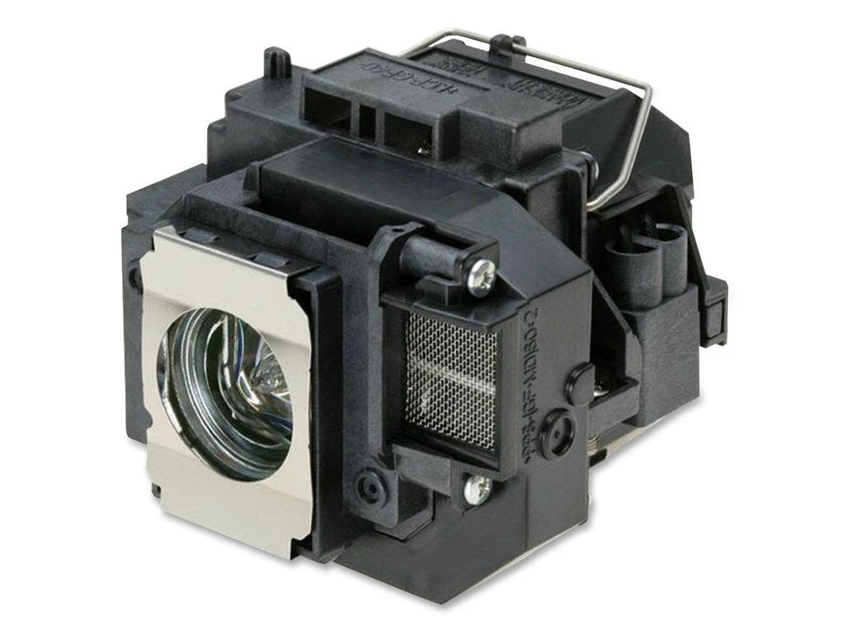 Epson V13H010L58 Replacement Lamp - 200 W Projector Lamp - UHE - 4000 Hour Normal, 5000 Hour Economy Mode-Large-Image-1