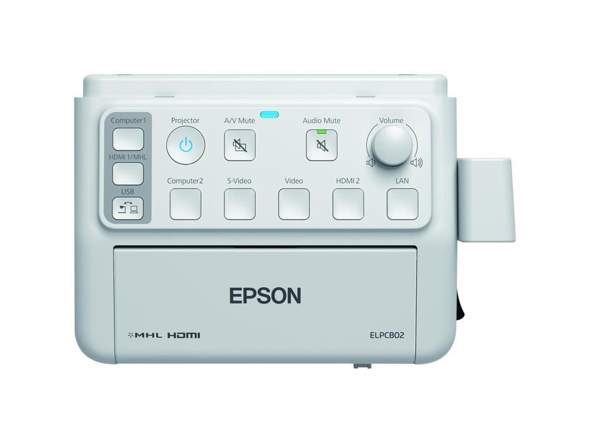 Epson PowerLite Pilot 2 (ELPCB02) Connection and Control Box-Large-Image-1