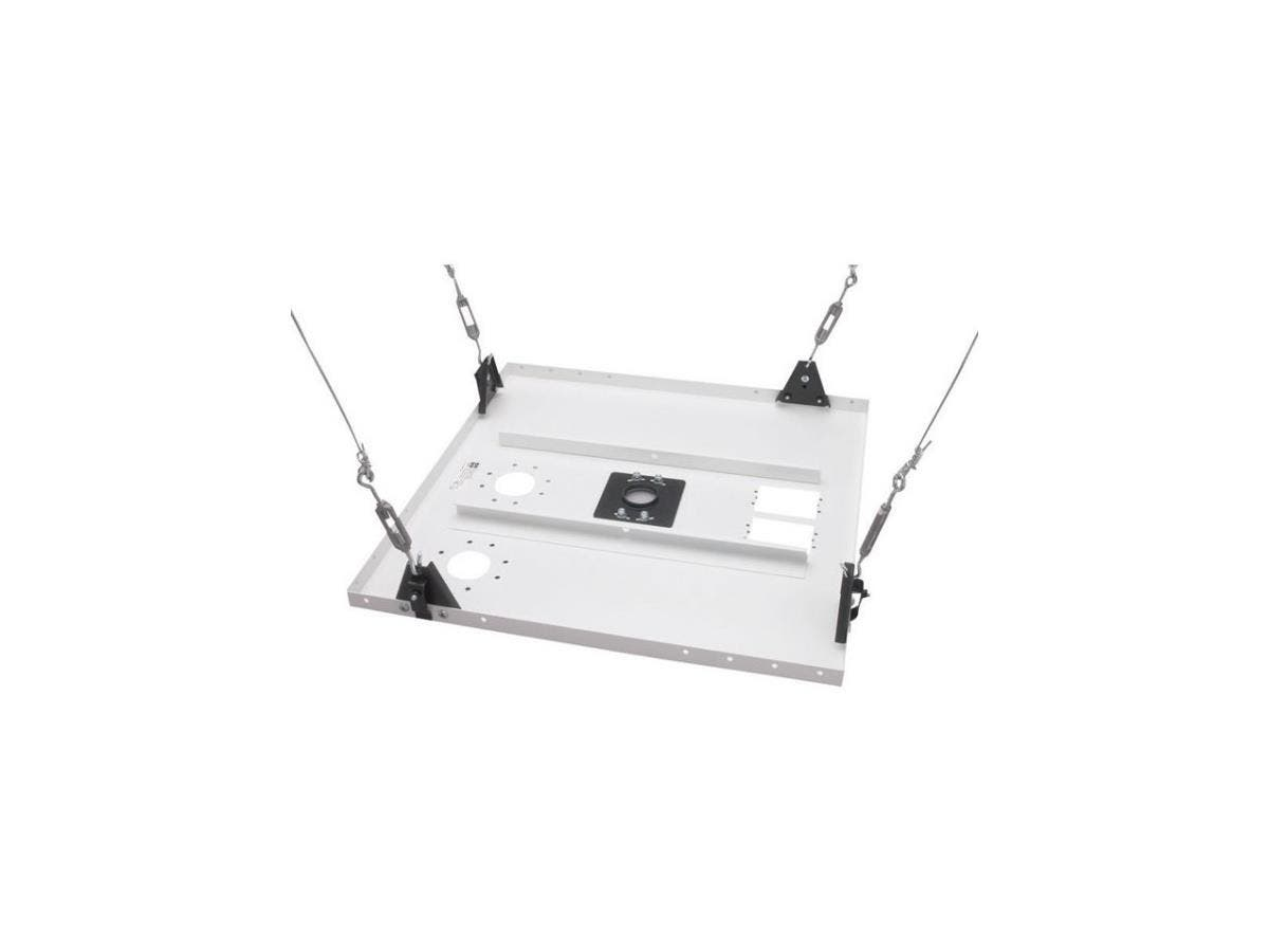Epson ELPMBP05 Ceiling Mount for Projector - 250 lb Load Capacity - White-Large-Image-1