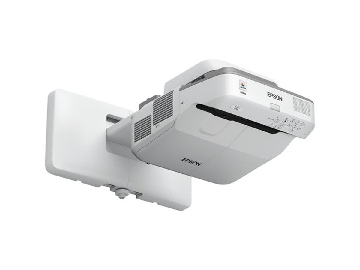 Epson PowerLite 675W 3200-Lumen WXGA Ultra-Short Throw 3LCD Projector -Large-Image-1