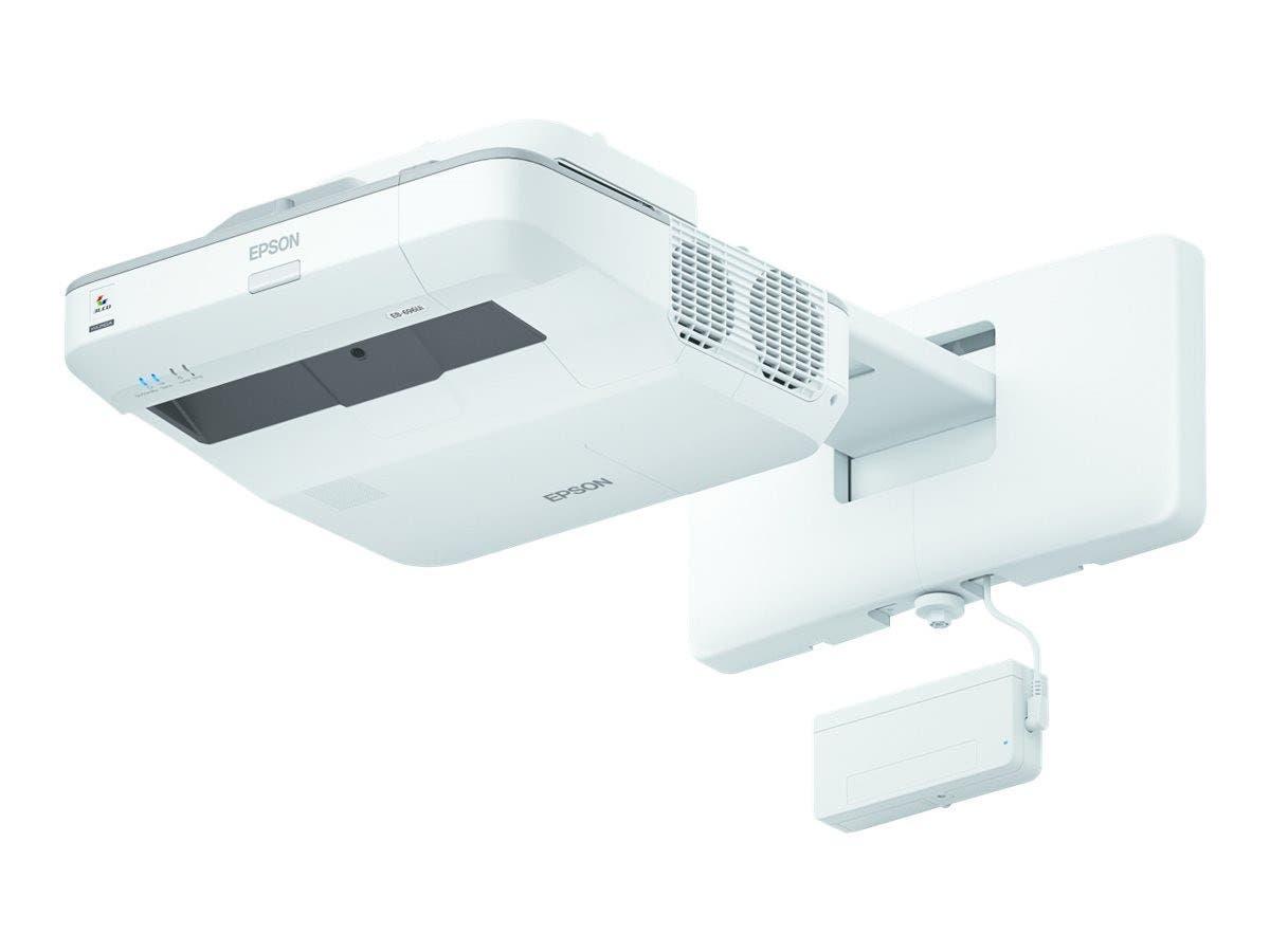 BRIGHTLINK 696UI 3LCD 3800L WUXGA 16K:1 USB 18.3LBS