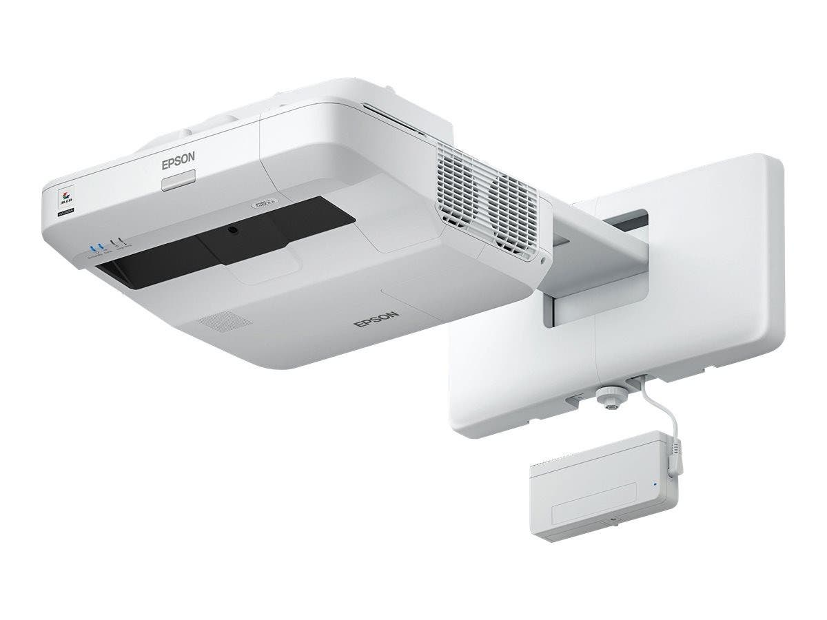 Epson BrightLink Pro 1450Ui Full HD 3LCD Projector, 3800 Lumens, White