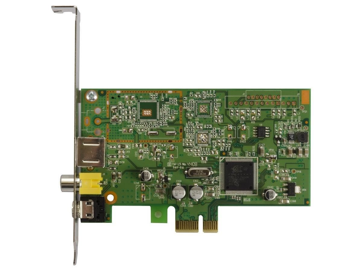 Hauppauge IMPACTVCB-E EXP VIDEO CAP CARD - S-VIDEO COMPOSITE AND AUDIO MOQ5-Large-Image-1