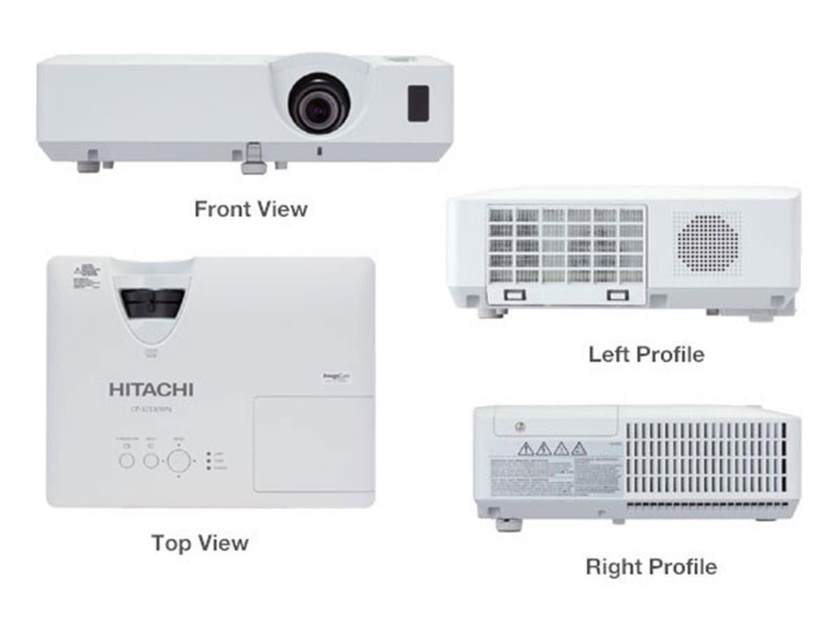 CP-X2542WN 3LCD 2700L XGA 10K:1 HDMI/MHL 3.1KG