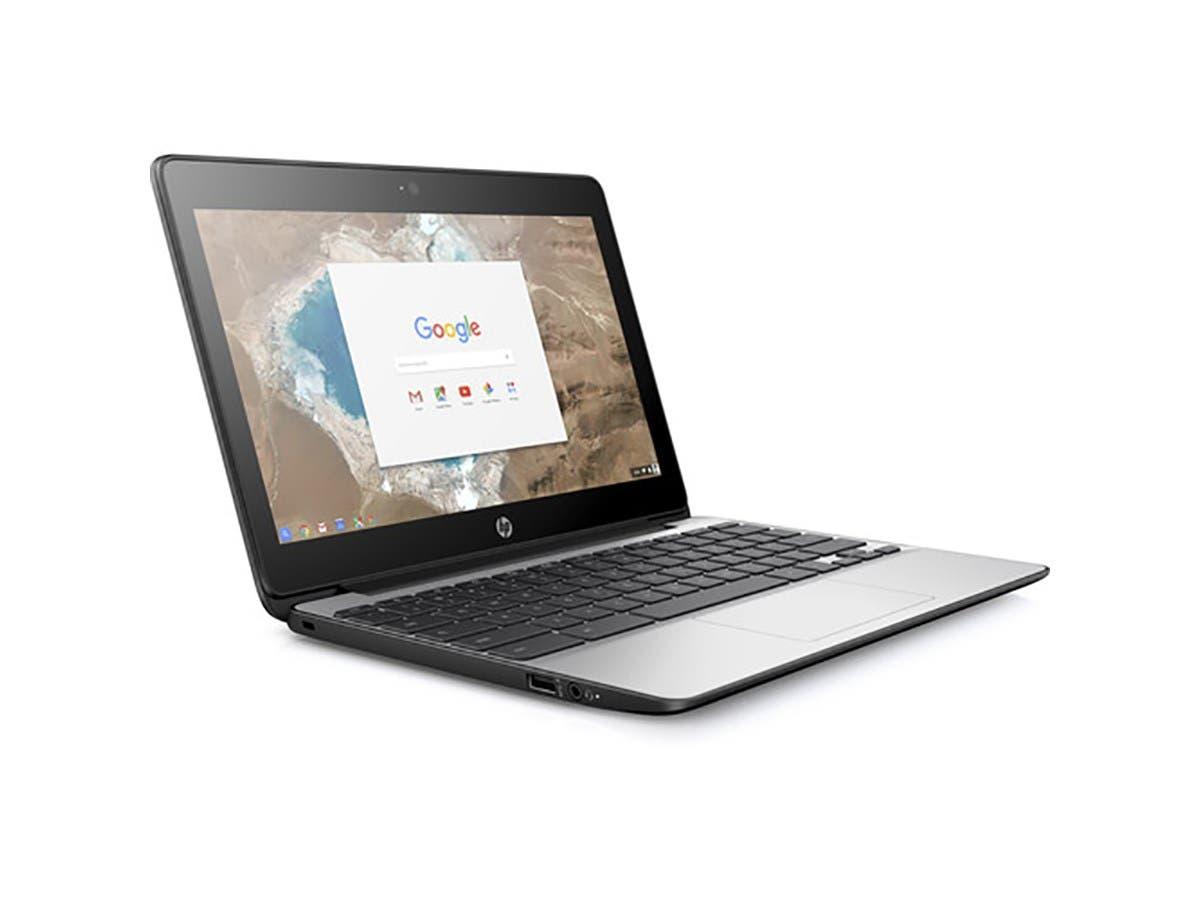 """HP Chromebook 11 G5 11.6"""" - Celeron N3060 - 4 GB RAM - 1BS76UT#ABA"""