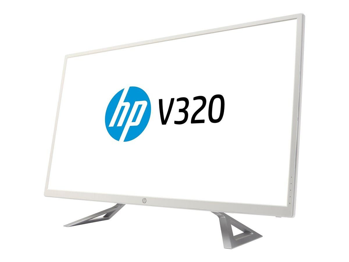 "Hewlett Packard W2Z78A8#ABA Value Displays 32"" Screen LED-lit Monitor - W2Z78A8#ABA-Large-Image-1"