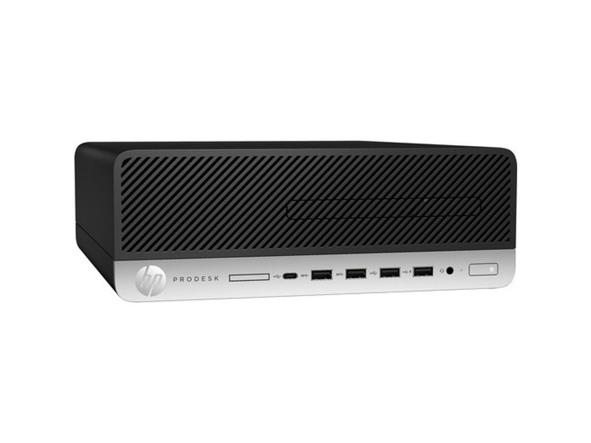 HP Smart Buy ProDesk 600 G3 SFF i5-6500 3.2GHz 8GB 256GB DVD-RW W7P64/Windows 10 1FY58UT#ABA-Large-Image-1