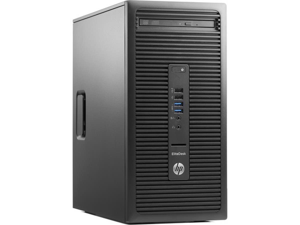 HP EliteDesk 705 G3 3.5GHz A10 Pro 8GB RAM 1TB HDD - W5Y67UT#ABA