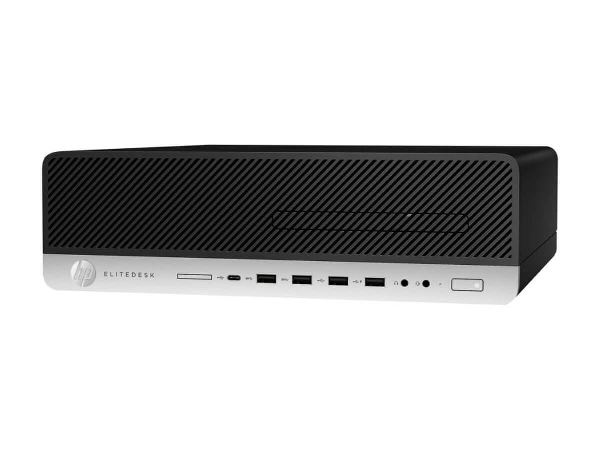 HP EliteDesk 800 G3 3.6GHz Core i7 8GB RAM 1TB hard drive - 1FY88UT#ABA-Large-Image-1