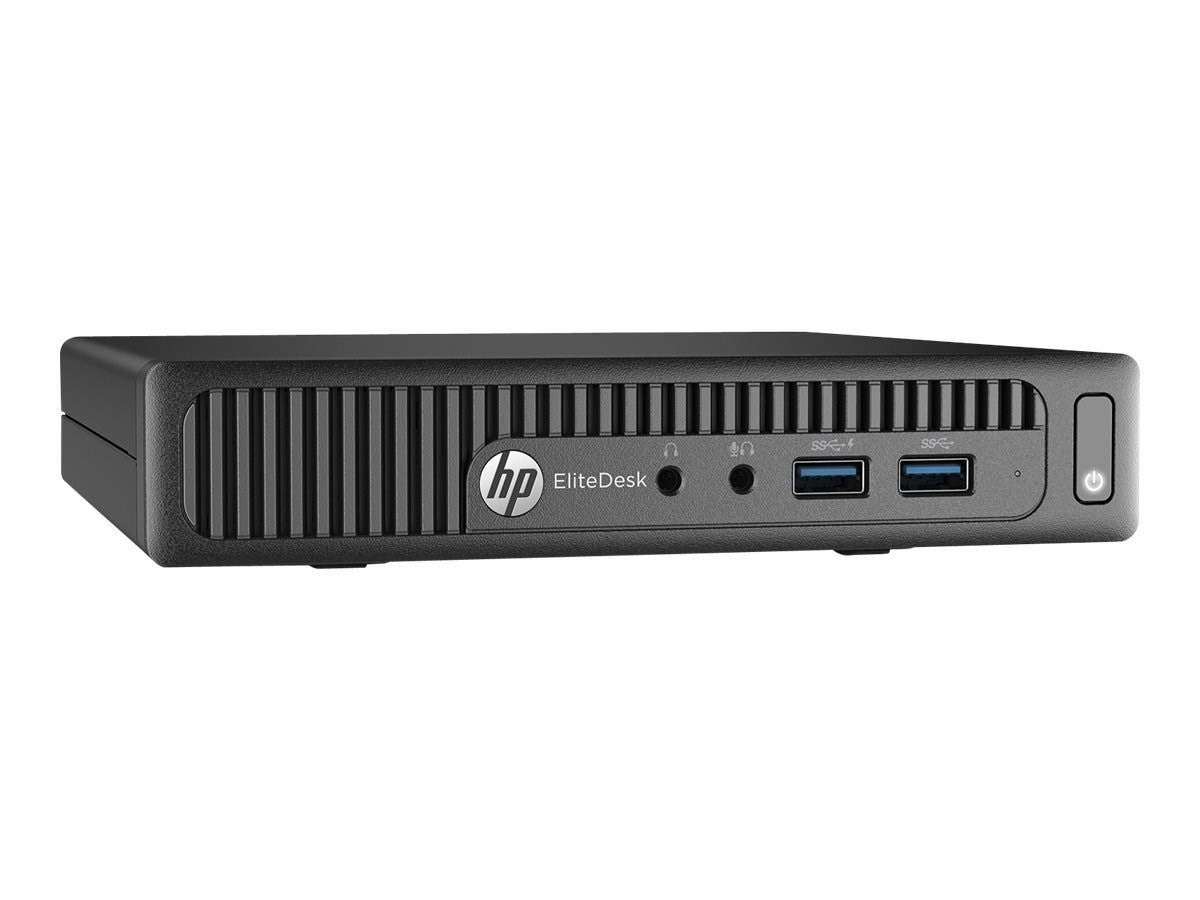 HP EliteDesk 705 G3 - A6 9500E 3.2 GHz - 8 GB - 256 GB - W5Y69UT#ABA-Large-Image-1