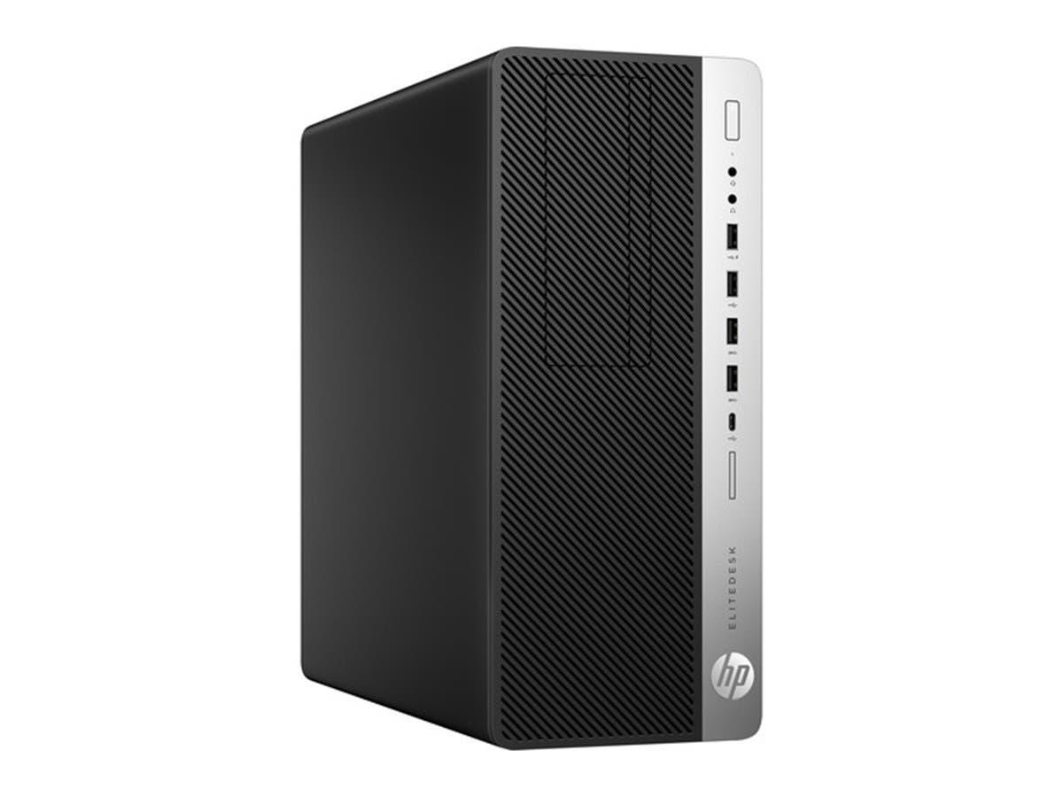HP Smart Buy EliteDesk 800 G3 MT i7-7700 3.6GHz 8GB 256GB DVD-RW W10P64 - 1FY72UT#ABA